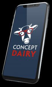 Concept Dairy App